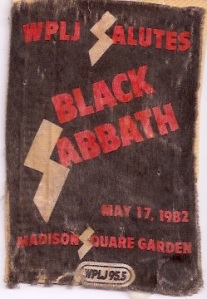 Concert Sticker from WPLJ 1