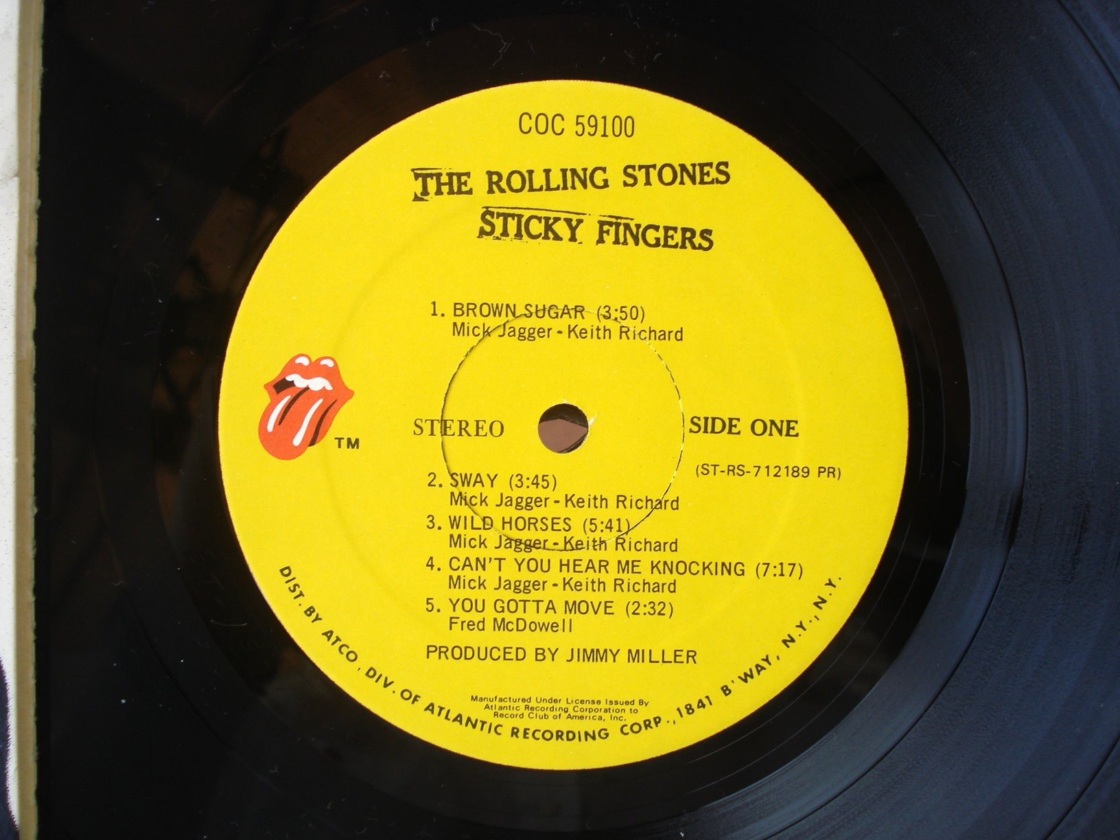 The Story Of Rolling Stones Records 50 Licks